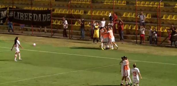 Equipe de Osasco marcou com Pardal, Chú Santos e Gabi Nunes