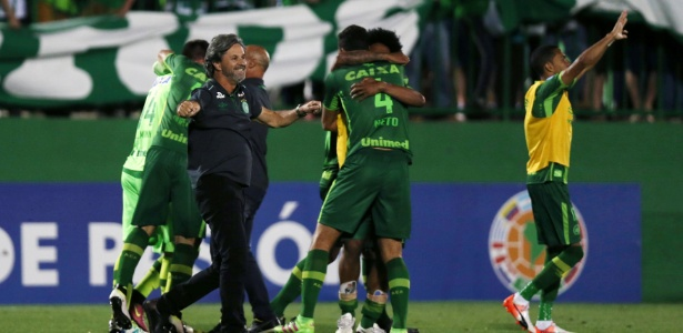 Chapecoense disputa uma decisão internacional pela primeira vez em sua história - Paulo Whitaker/Reuters