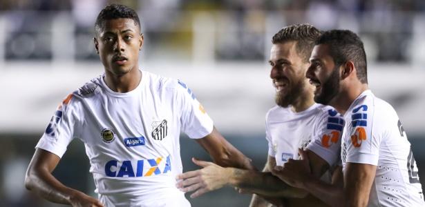 Bruno Henrique passou pelo Cruzeiro em 2012, mas não recebeu nenhuma oportunidade
