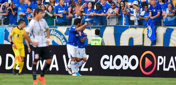 Figurar entre os quatro primeiros colocados do Brasileirão é uma das metas do Cruzeiro