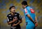 """""""Time não amadurece. É inaceitável"""", desabafa Hernanes no Maracanã - Luciano Belford/AGIF"""
