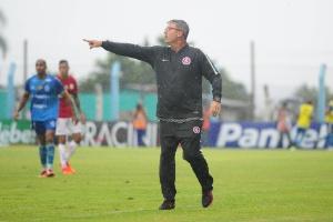 Técnico do Inter vê outro lado positivo em 100% no Gauchão (Foto: Ricardo Duarte/Divulgação SC Inter)