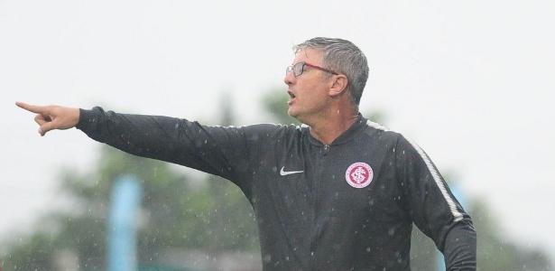 Odair Hellmann lembrou que os resultados dão tranquilidade ao Inter