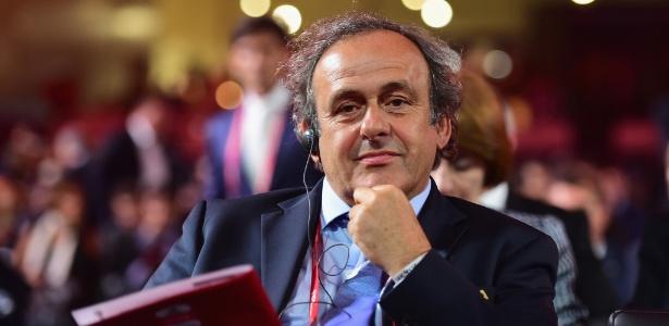 No começo do mês de outubro, Platini completou três anos de suspensão que o afasta do futebol  - Shaun Botterill/Getty Images