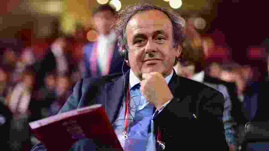 Michel Platini, ex-jogador e ex-presidente da UEFA - Shaun Botterill/Getty Images