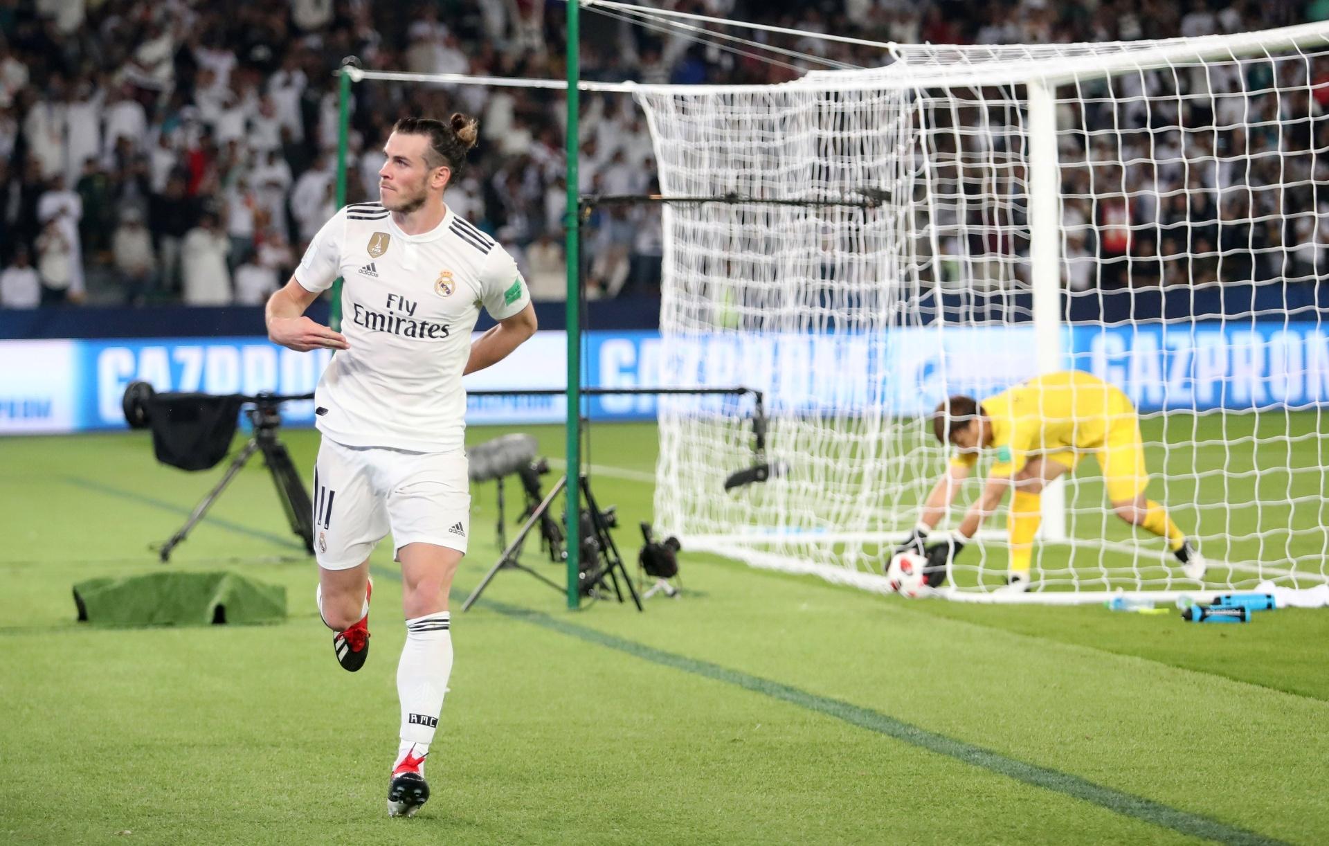 f589b426e1 Real Madrid vence com três gols de Bale e avança à decisão do Mundial -  19 12 2018 - UOL Esporte