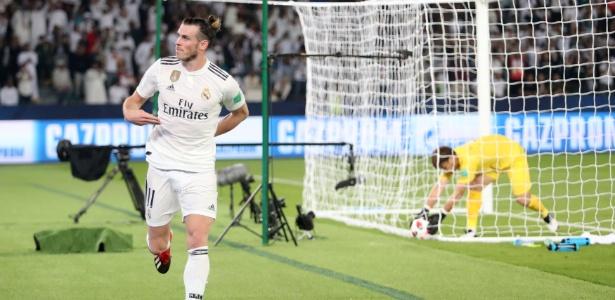 Bale anotou três gols e terminou como o grande destaque da vitória do Real