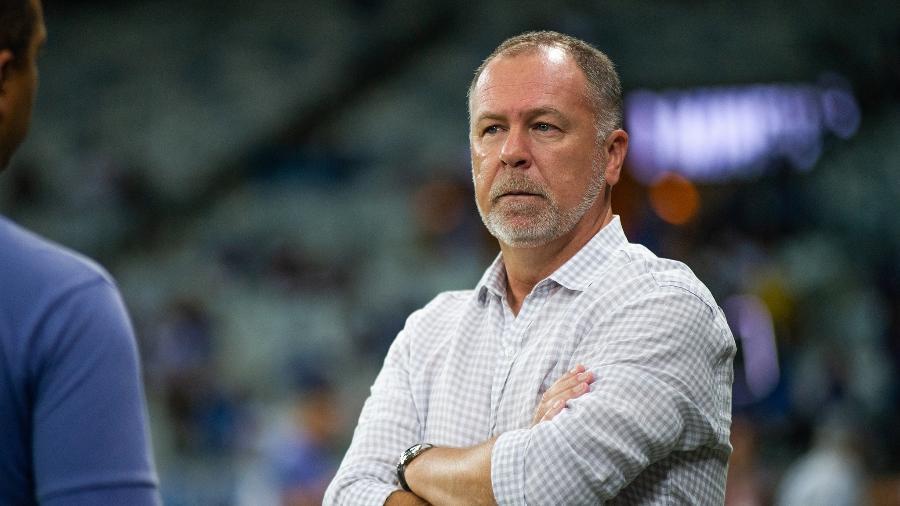 441c6b0eeece8 Cruzeiro  Mano elogia Cruzeiro e minimiza erros