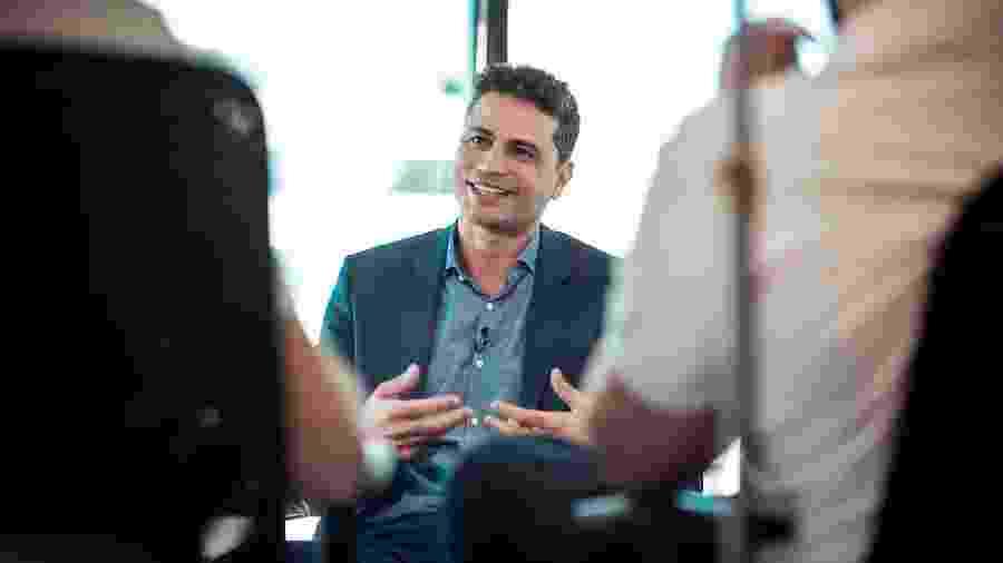 """William Machado, também conhecido pelo apelido """"Capita"""", durante entrevista ao UOL Esporte em julho de 2019 - Lucas Seixas/UOL"""