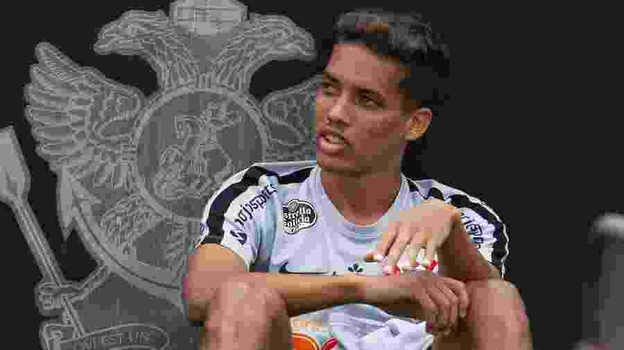 Pedrinho, ex-meia do Corinthians, hoje pertence ao Benfica, de Portugal - Daniel Augusto Jr./Agência Corinthians