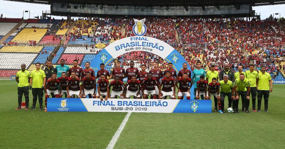Flamengo conquista o Campeonato Brasileiro Sub-20 2019