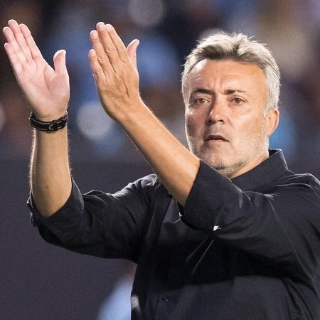Domenec Torrent, novo treinador do Flamengo - Ira L. Black/Corbis via Getty Images