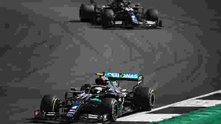 Bottas e Hamilton - Bryn Lennon/Getty Images - Bryn Lennon/Getty Images
