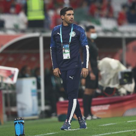 Abel Ferreira, técnico campeão da Libertadores e da Copa do Brasil com o Palmeiras - Picture alliance via Getty Images