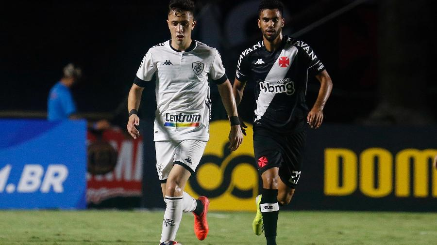 Vasco e Botafogo duelaram em São Januário na Taça Guanabara, primeira fase do Carioca - Vitor Silva/Botafogo