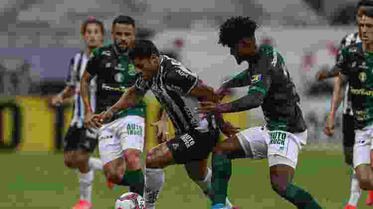 Hulk - Pedro Souza/Atlético-MG - Pedro Souza/Atlético-MG