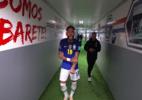 Neymar comemora fim de tabu contra seleção do Paraguai: 'Isso é história' (Foto: Reprodução/Youtube)