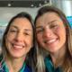 Carol Gattaz brinca e manda cantada para Rosamaria: 'Me beija' - Reprodução/Instagram