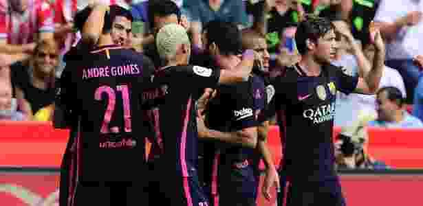 Barcelona - Ander Gillenea/AFP - Ander Gillenea/AFP