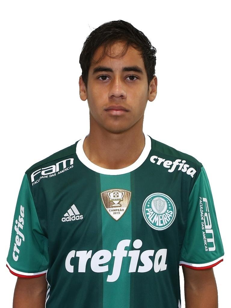 José Aldo, volante sub-20 do Palmeiras