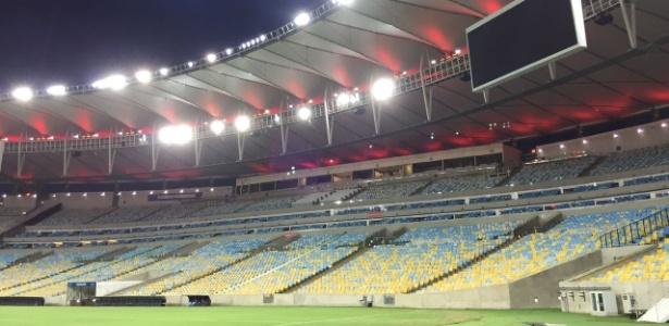 Maracanã vai ter de passar por reparos após a realização dos Jogos Olímpicos
