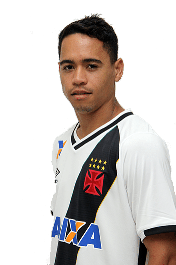 Yago Pikachu, atacante do Vasco