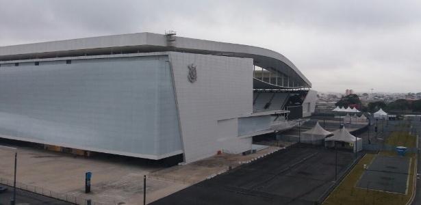 Arena Corinthians foi inaugurada há quatro anos e já recebeu mais de 130 jogos