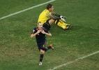 Cidade espanhola terá estátua de Iniesta no 10º aniversário do Mundial - Doug Pensinger/Getty Images