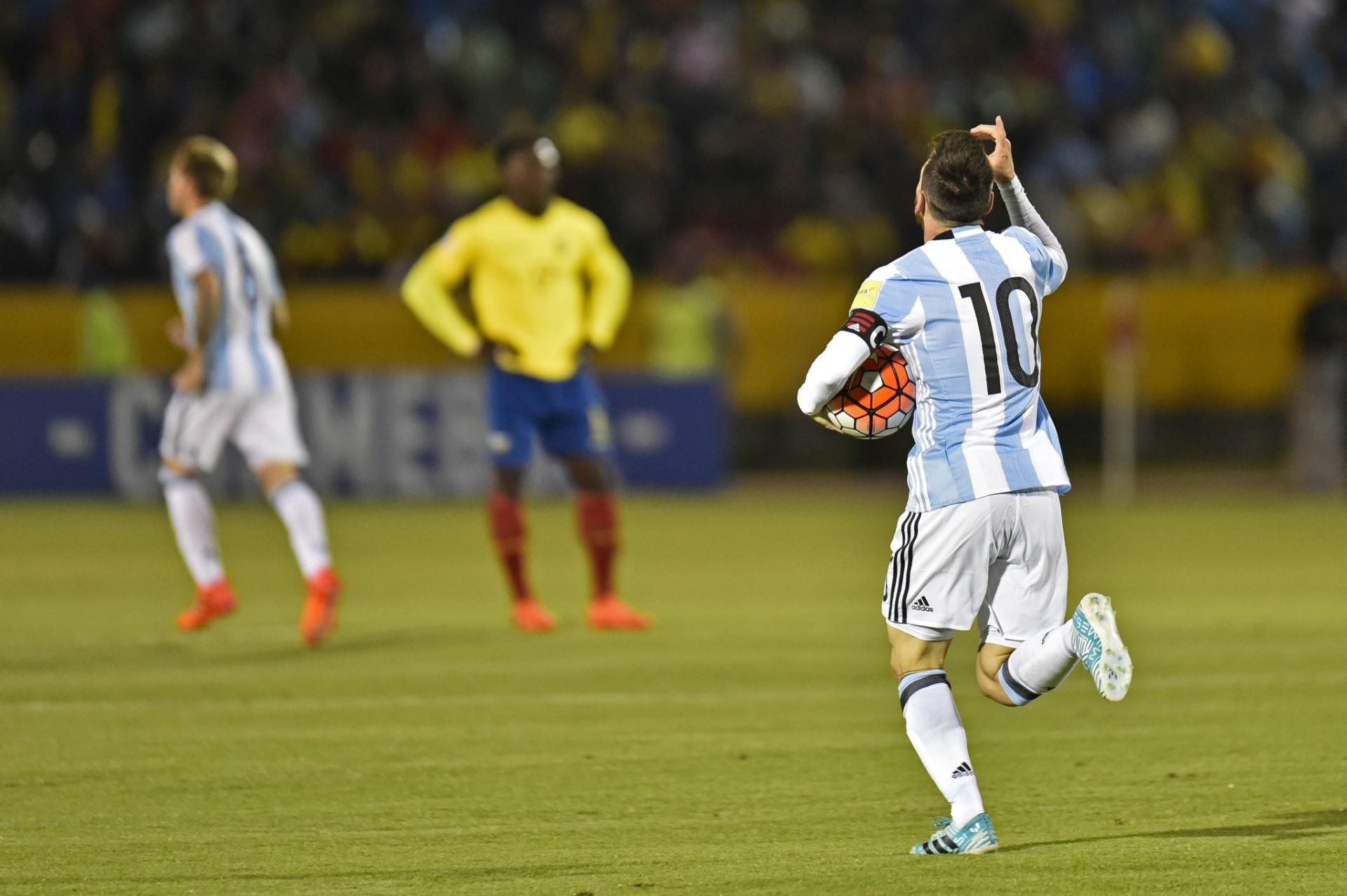 88d90ff1d6 Imprensa argentina e mundial exalta atuação de Messi