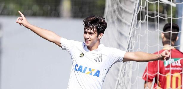 Sandro Perpétuo tem apenas 16 anos