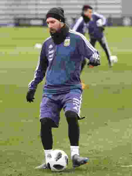 Messi é poupado pela Argentina em amistoso com a Itália  Aguero é cortado 30c1cc9179a3c