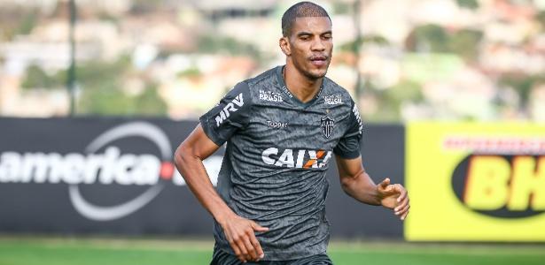 Leonardo Silva, zagueiro do Atlético-MG, planeja fazer curso de gestão esportiva ao fim da carreira - Bruno Cantini/Divulgação/Atlético-MG