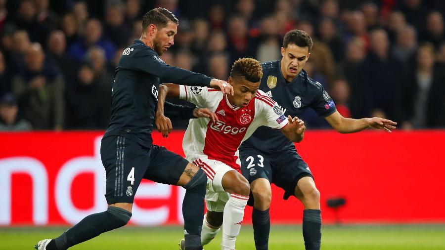 Confrontos com o Real Madrid na Liga dos Campeões elevaram o status do atacante - REUTERS/Wolfgang Rattay