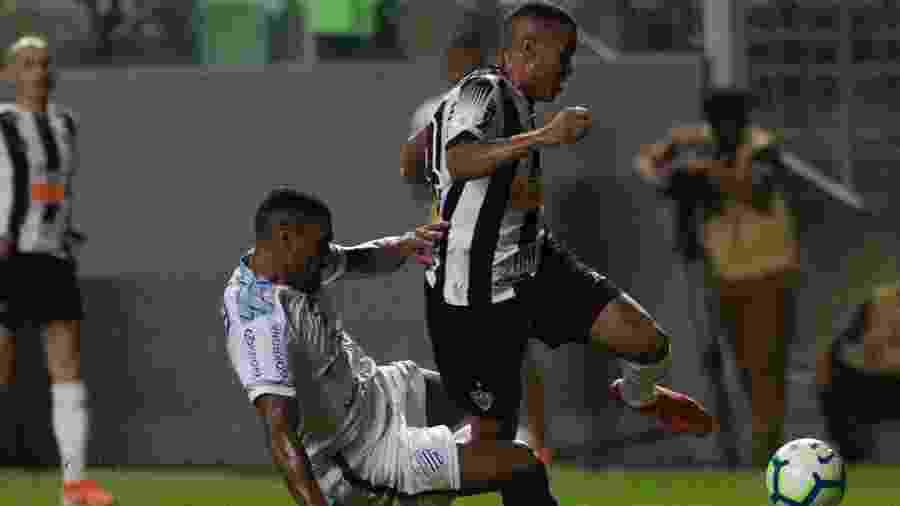 Atlético-MG e CSA se enfrentaram no Independência no primeiro turno do Brasileirão - Marcelo Alvarenga/Agif