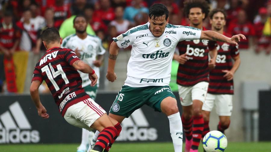 Flamengo E Palmeiras Põem Rivalidade à Prova Em Dia De