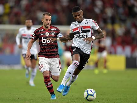 Flamengo x São Paulo: onde assistir, horário, escalações e arbitragem