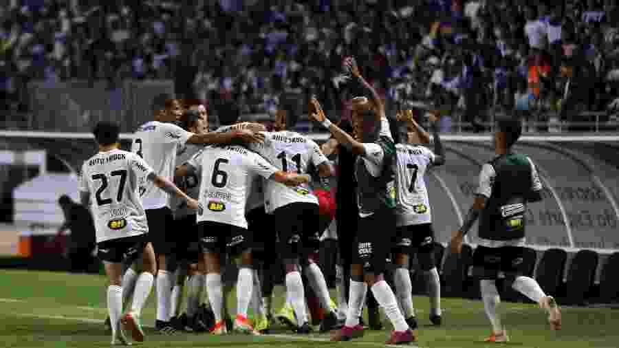 Atlético-MG tenta reagir em 2019 para fugir do rebaixamento - Itawi Albuquerque/AGIF
