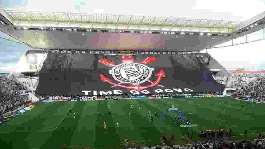 Corinthians vem sofrendo quando longe de sua torcida na Arena pelo Brasileirão - Gabriel Carneiro/UOL