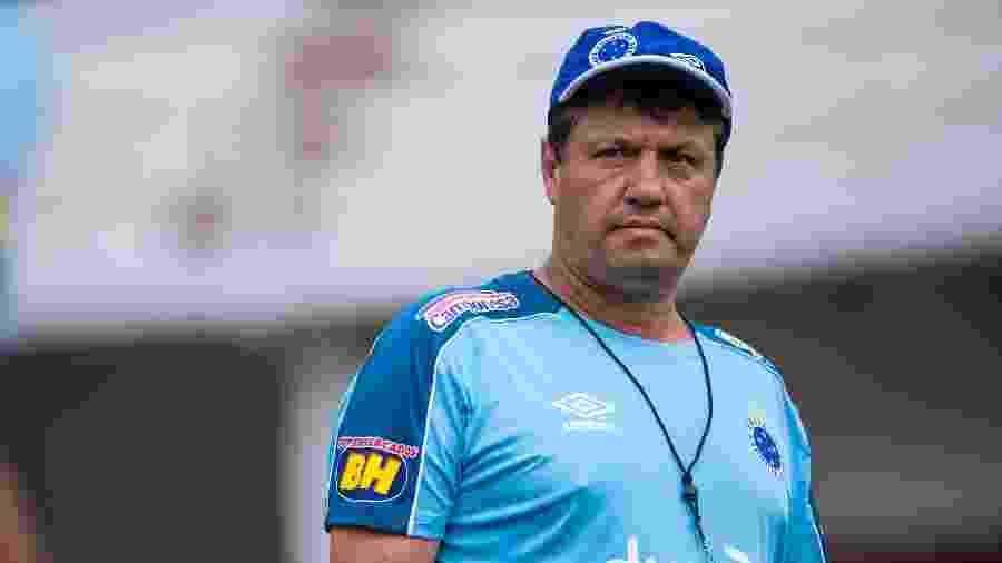 Treinador tem tarefa complicada e se apega ao sucesso que teve ao comandar outro clube do coração - Bruno Haddad/Cruzeiro