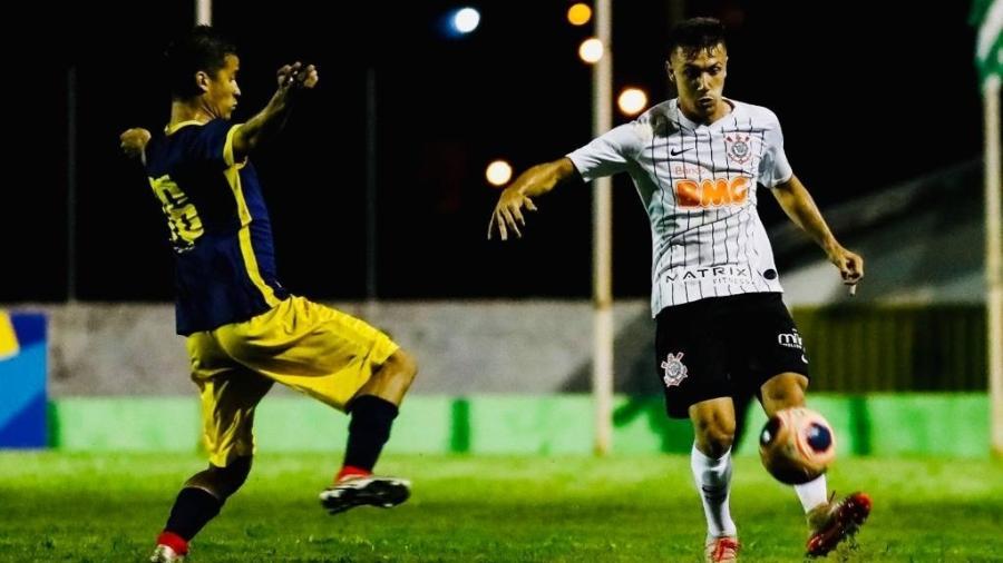 Corinthians enfrentou o Retrô (PE) na estreia pela Copinha de 2020, em Franca, e venceu por 2 a 0 -  Rodrigo Gazzanel/Ag. Corinthians