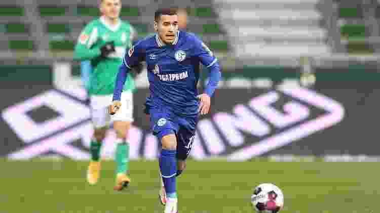 William (Schalke 04) - Divulgação - Divulgação