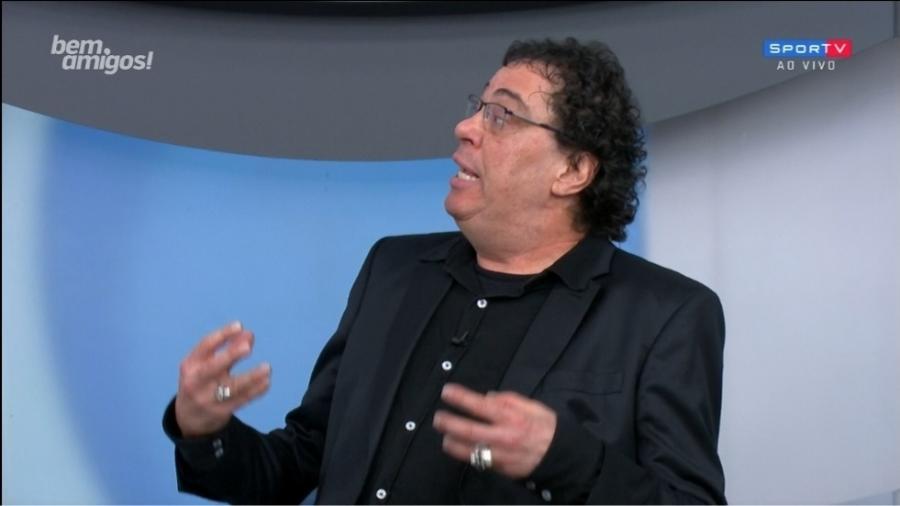 Casagrande critica Renato Gaúcho e pede nova comunicação ao treinador do Grêmio - Reprodução/SporTV