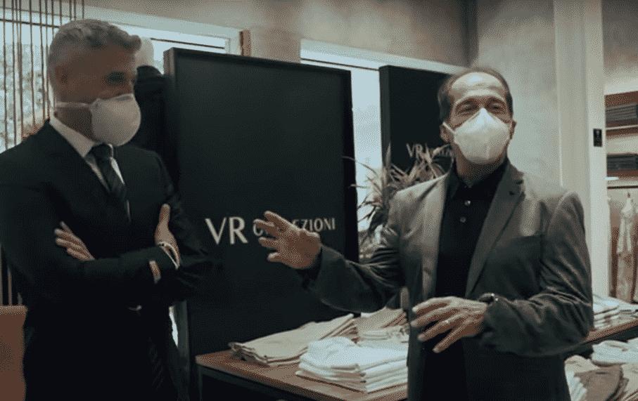 Crespo e Muricy de terno em vídeo do São Paulo - undefined