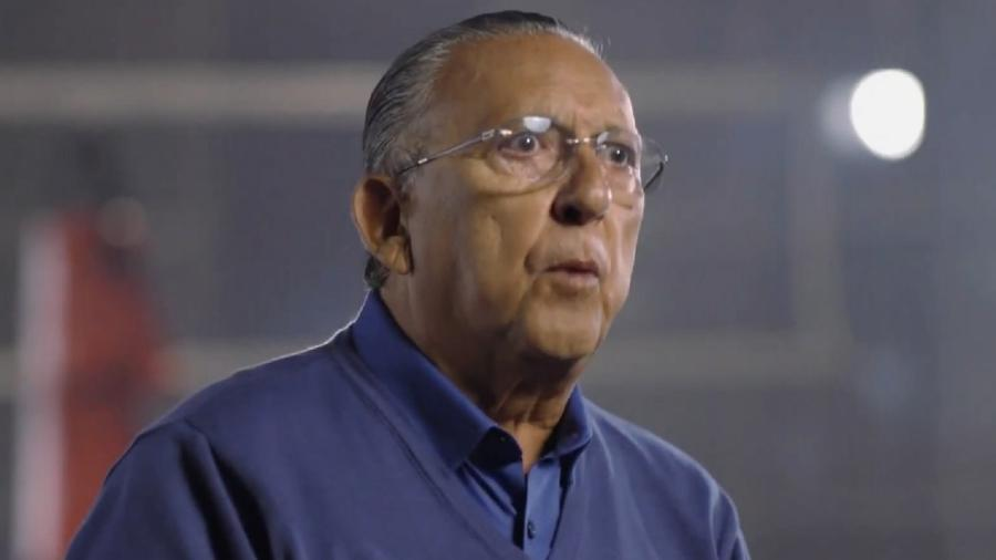 Galvão Bueno deseja pronta recuperação a Pelé - Reprodução/YouTube