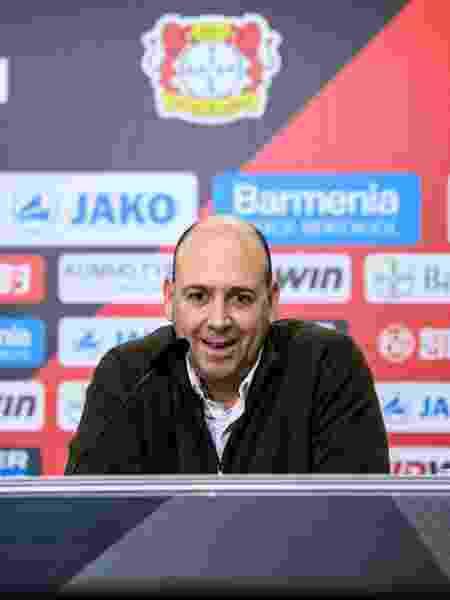 Fernando Carro, diretor executivo do Bayer Leverkusen  - Divulgação/Bayer Leverkusen - Divulgação/Bayer Leverkusen