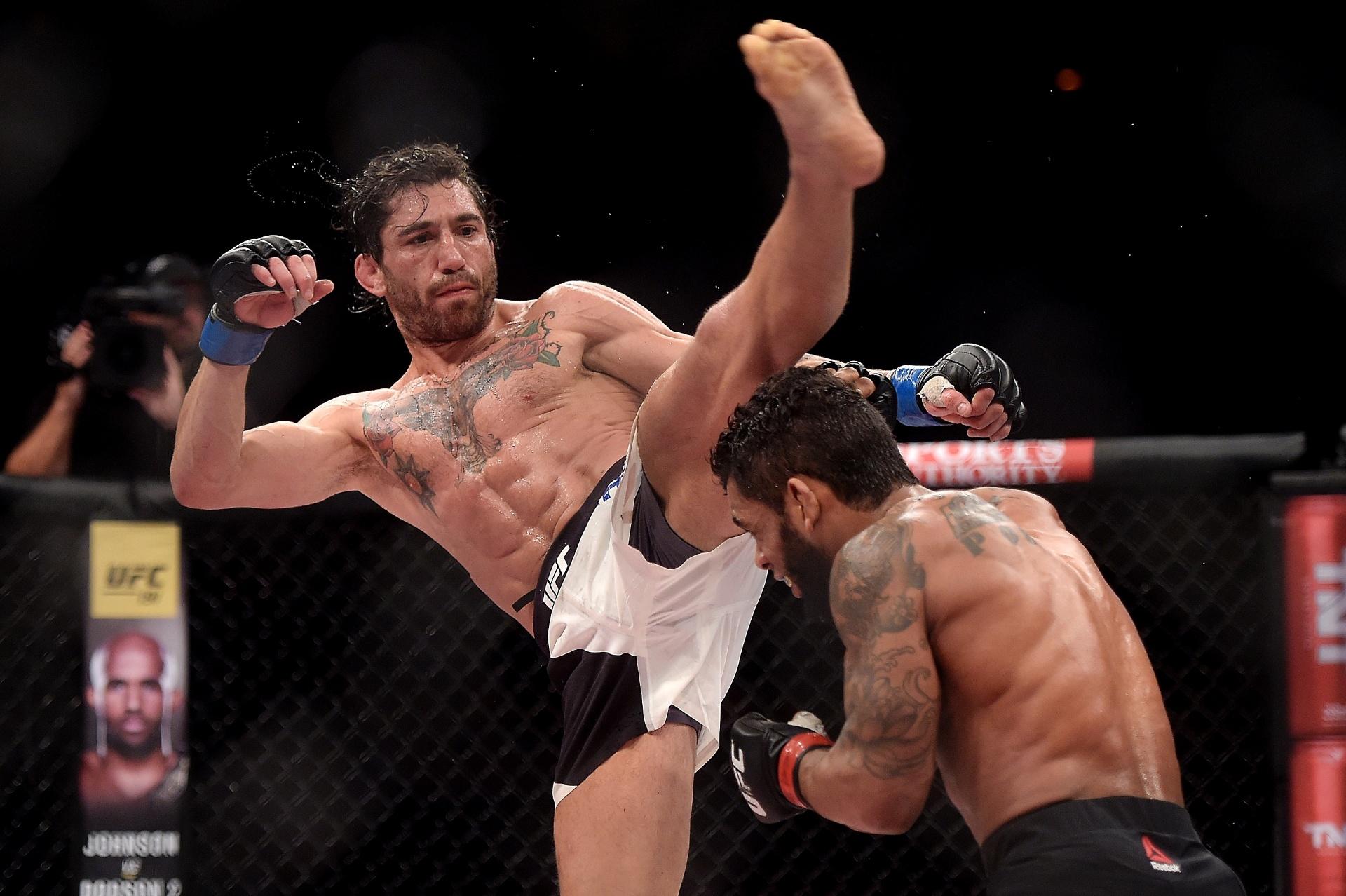Quem sobe e quem desce no UFC 190