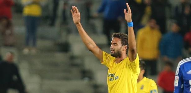 Willian José é atacante do Las Palmas
