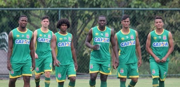 Garotos da base do Vasco foram promovidos: dez entre 17 e 20 anos - Paulo Fernandes / Site oficial do Vasco