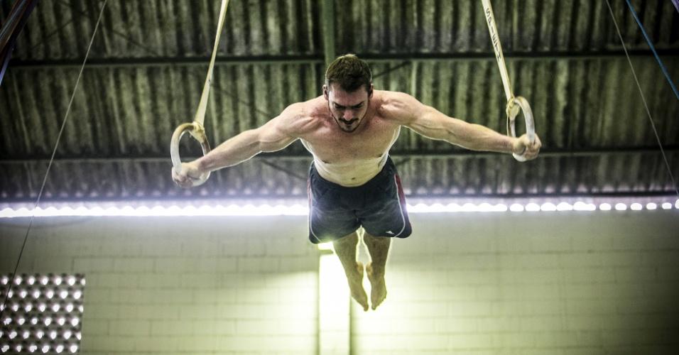 Especial Arthur Zanetti: exercícios nas argolas 12