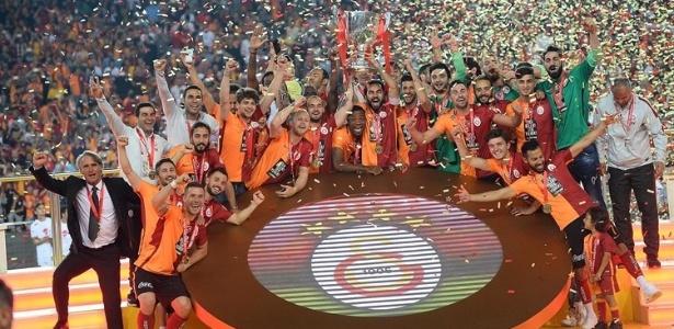 Galatasaray não cumpriu fair play financeiro e acabou punido pela Uefa